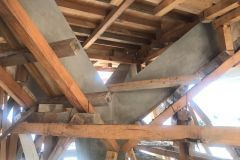 Core-Stair-tree-top-after-concrete-placement